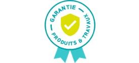 logo garantie travaux